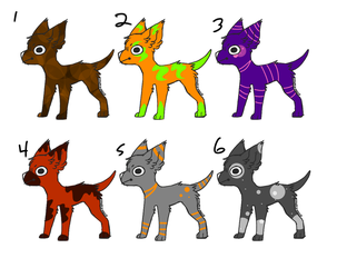 10pt doggo's by nostoppingme
