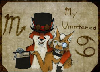 My Unintended by MadCheshireFox
