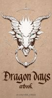 Dragon days artbook by skitalets