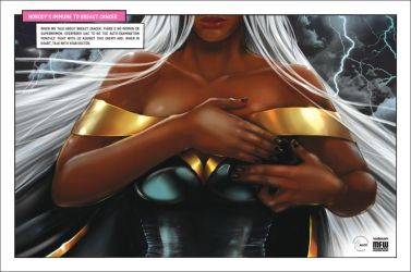 Breast Cancer Campaign- Storm by Halfy