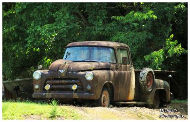 The Old Dodge Rustin' Away by TheMan268