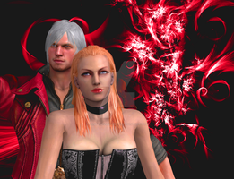 Dante and Trish: Is never too late by DanteDevilKnight