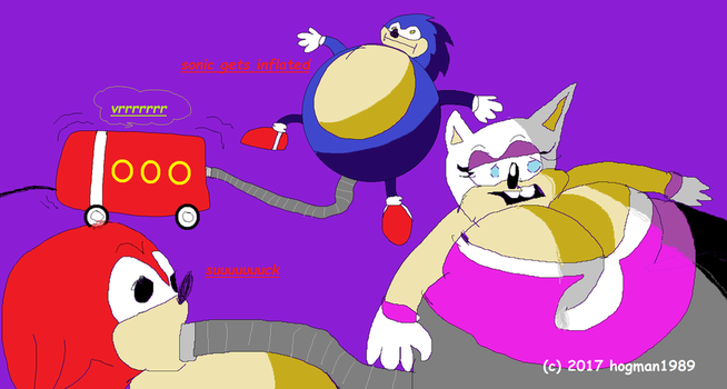 Sonic Inflation by hogmanic1989