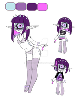 Xynthii Aesthetic Adopts    revealed 2 by Tenshilove
