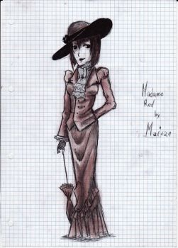 Madame Red by Mai121