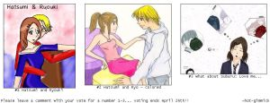 Contest One - Couples by hot-gimmick