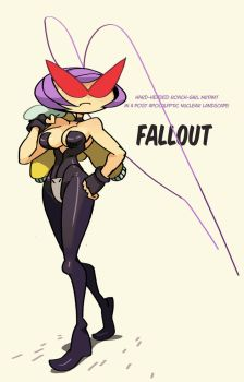 Fallout full body pic by oh8