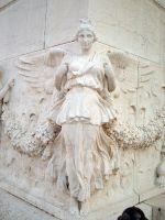 marble statue stock9 by DemoncherryStock