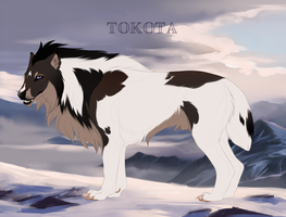 Pin 19144 - TCA - DECEASED by TotemSpirit