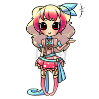 Adoptable Auction [Closed] by chibifuel
