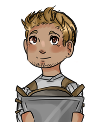 Alistair Chibi 1 by AngelicsCanvas