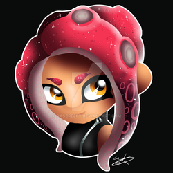 Octoling by DasCreepy