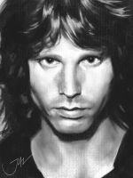 JIM MORRISON by JALpix