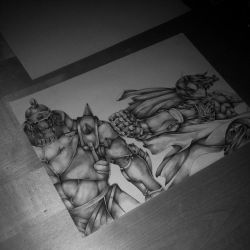 FULLMETAL by ImperiusArts
