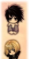 death note cuties by keeru
