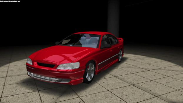 RF1 - 2014 Ford Fairmont Thunderbolt by RJLightning68