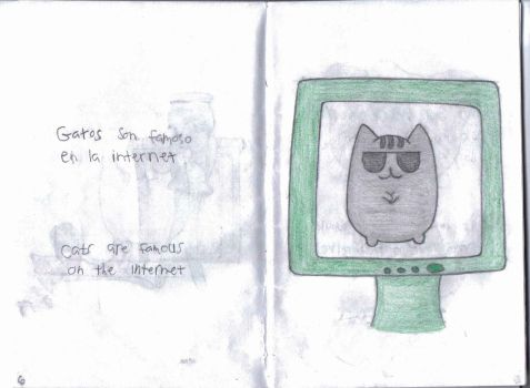 Gatos page 6 by VeronicaPrower