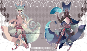 CLOSE|AdoptablesAuction II| closed species |Seiiro by Rhe-Adopts