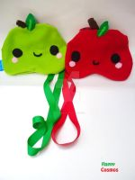 Apple Messenger Bags by CosmiCosmos