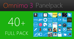 Omnimo 3 FULL ALL PANELS PACK by omnimoaddons