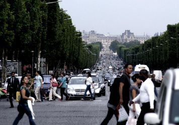 Champs Elyse by goerf