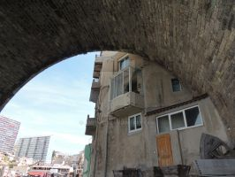 house in a bridge by amitm123