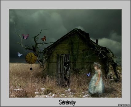 Serenity by livingindarkness