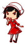 Gaia chibi com 01 by Red-Baby