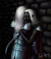 The dark elf saga: My son by Ant-Agony