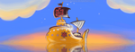 Heart Pirates' submarine (motion graphic) by MajorasMasks