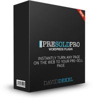 PRE-SOLD PRO Review-(GIANT) bonus and discount by dumorowu