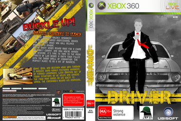 Driver: Cover Slip by ANewsome