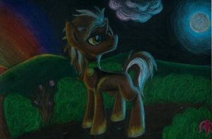 Between night and day by Acridie