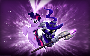Twilight x Veigar by GraviousMaks