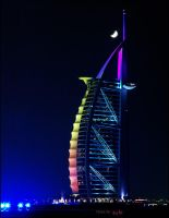 Burj Al-Arab _ Night Shoot 01 by UG3