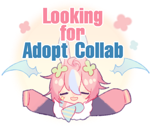 Looking for Adopt Collab! by Meowkuro