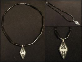 Skyrim Necklace by RebelATS