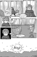 Gauntlet-OCT  Audition page 1 by MarshmellowHeaven