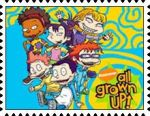 All Grown Up Stamp by katamariluv