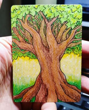 Aceo April #29  by Mr-Sage