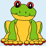 webkinz tree frog drawing by lpscat123