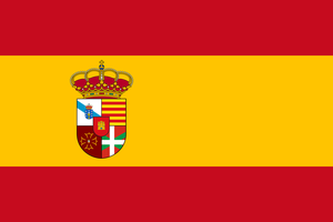 [Redesign] Spain with Language CoA by vexilografia