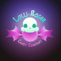 Lolli-Roger Logo by dippydude