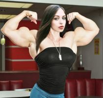 Biceps Beauty by Turbo99