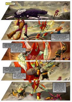 Ravage - Issue #1 - Page 25 by TF-TVC