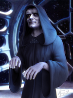 Emperor Palpatine by AEmiliusLives