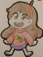 Mabel Pines 2 by iKeychain