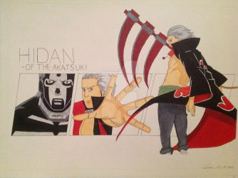 Hidan the Immortal by Otaku-Design