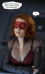 Black Widow can't catch a break BONUS by SpecialDeliveries