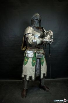 For Honor - Warden cosplay by Carancerth
